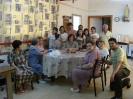 Visita al asilo de ancianos